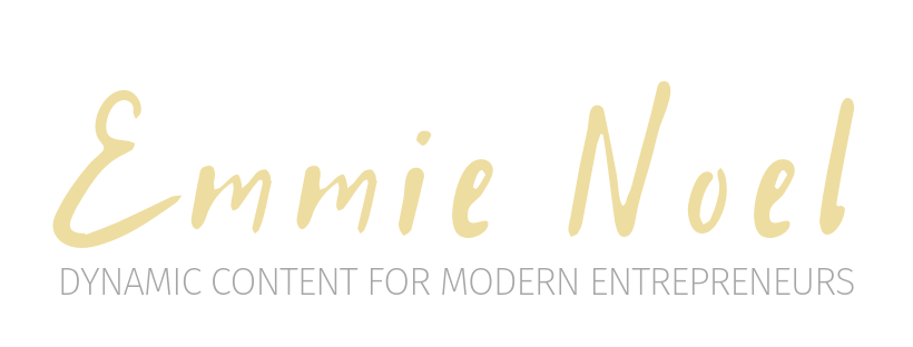 Emmie Noel Content Marketing